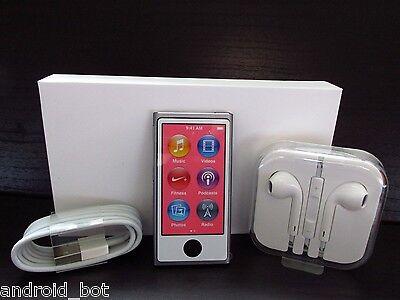 NEW! Apple iPod nano 7th Generation (16 GB) (Latest Model) SPACE GRAY