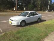 Ford Laser 2002 automatic with very only 128000 kms North Lambton Newcastle Area Preview
