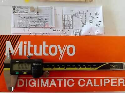 Mitutoyo 500-196-30 0-6 0-150mm Absolute Digital Digimatic Vernier Caliper