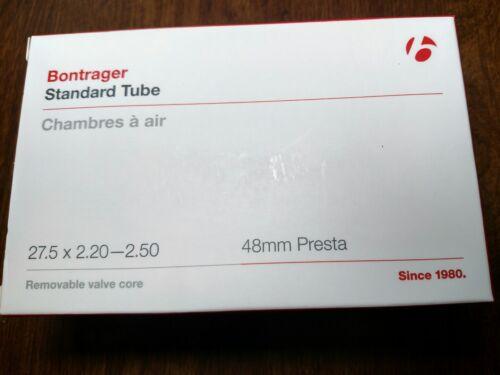 2 TREK BONTRAGER 26 x 2.20-2.50 48MM PRESTA VALVE INNER TUBE SET