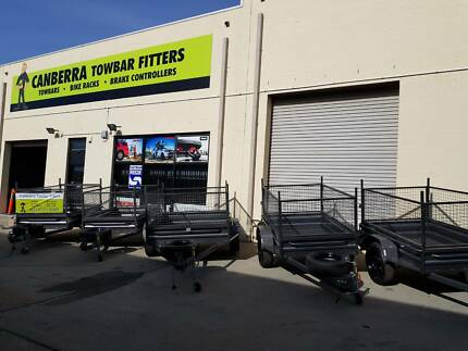 Trailers, Trailers, Trailers, Box Trailers, Tandem Trailers Mitchell Gungahlin Area Preview