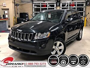 2011 Jeep Compass NORTH*TOIT OUVRANT*ÉCRAN 6.5''*AIR CLIM.*MAGS*