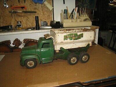 Vintage Pressed Steel Buddy L Hydraulic Dumper Dump Truck
