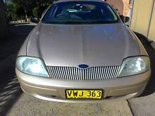 CHEAPEST PRICED 1999 Ford Falcon FORTE AUTO Ingleburn Campbelltown Area Preview