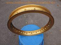 1x BORRANI rim jante cerchione Felge Record WM3 2.15-18 36 RM-01-4782 gold