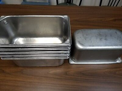 Vollarth Super Pan Ii3036-218-8 Stainless Steel13 Size6.1qts Steam Hotel