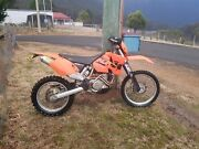 2003 ktm 450 exc Hartley Lithgow Area Preview