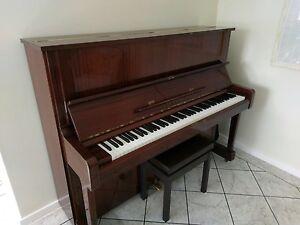 Yamaha U1 Upright Piano - Walnut Finish Launceston Launceston Area Preview