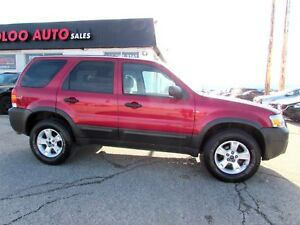 2007 Ford Escape XLT 2WD ALLOYS