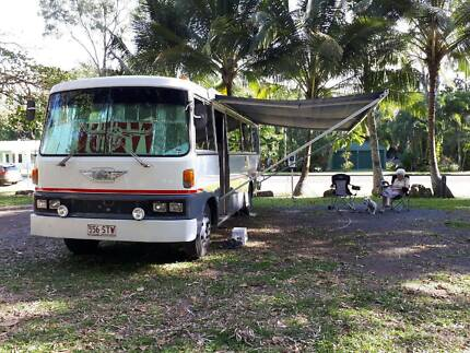 1986 Hino Motorhome Cairns Cairns City Preview