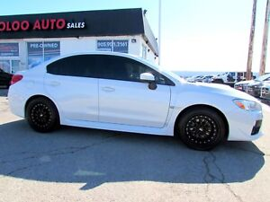 2016 Subaru WRX WRX TURBOCHARGED AWD CAMERA 6 SPEED CERTIFIED
