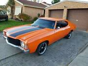 1972 Chevrolet Chevelle, Chevy muscle! Rust Free! Greenway Tuggeranong Preview
