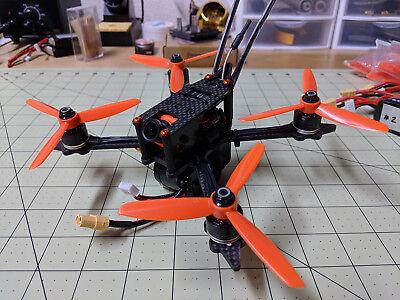 "Rumpus Moby-X4 Custom 4"" Quad Quadcopter Drone Short Kit"