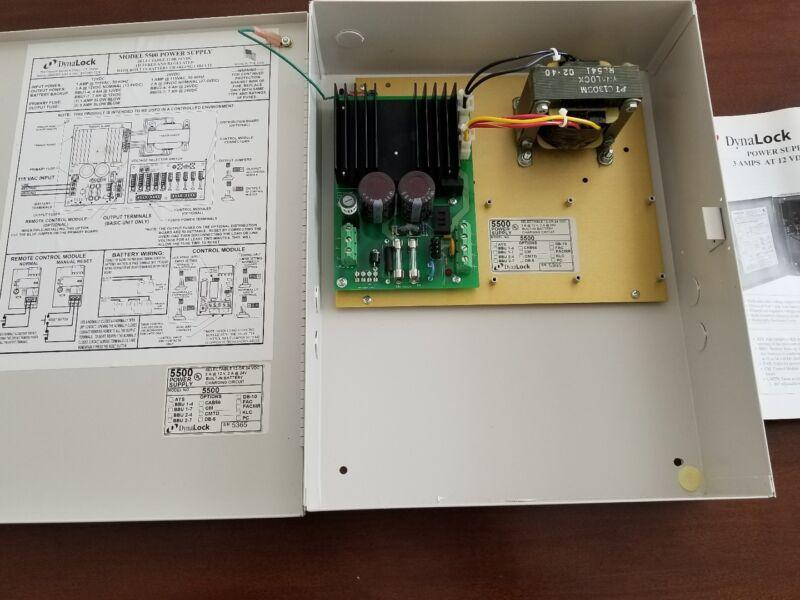 DynaLock 5500 Series Power Supply Medium Duty