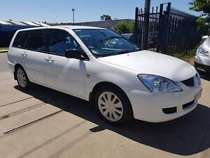2006 Mitsubishi Lancer Wagon AUTO LOW KMS Williamstown North Hobsons Bay Area Preview