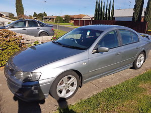Ford Falcon - 2005 BA MKII XR6 Bell Park Geelong City Preview