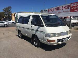 1996 Toyota Spacia 8 seater people mover,drives good Melrose Park Mitcham Area Preview