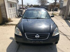 2003 Nissan Altima, Safetied,low K, only$3999