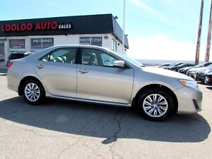 2014 Toyota Camry LE AUTOMATIC CAMERA BLUETOOTH CERTIFIED