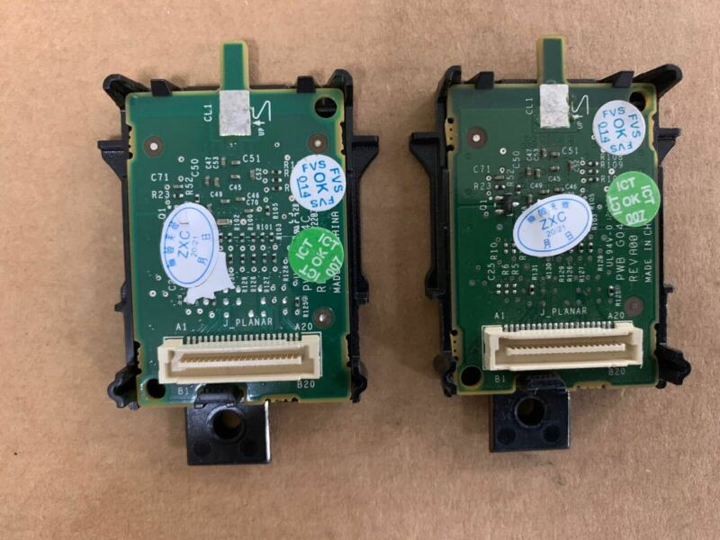2PCS Dell R410 R310 R710 Remote Access Card iDRAC6 Express Y383M PPH2J  0JPMJ3