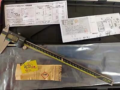 Mitutoyo Japan 500-196 300mm12 Absolute Digital Digimatic Vernier Caliper
