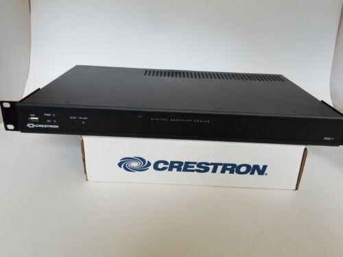 Crestron DGE-1 Digital Graphic Engine DigitalMedia Connectivity for V12 V15 S3-D