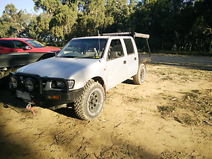 Dual cab holden tf rodeo Strathmerton Moira Area Preview