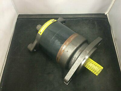 New Parker Low Speed High Torque Hydraulic Motor - 110a-241-bs-1