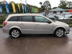 2008 Holden Astra Wagon - Auto - Low Kms - Rego - Driveaway