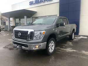 2016 Nissan Titan XD S  - Navigation -  Leather Seats