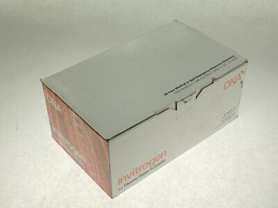 New Box Of 20 - Thermo Fisher Invitrogen E-gel .8 Agarose Gels G501808 Read
