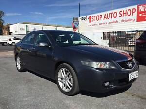 2005 Honda Accord EURO LUXURY, AUTO, 146K KMS, leather, SUNROOF Melrose Park Mitcham Area Preview
