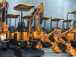 STOCK IN SYDNEY MELBOURNE AND BRISBANE UME10 950KG MINI EXCAVATOR Dandenong South Greater Dandenong Preview
