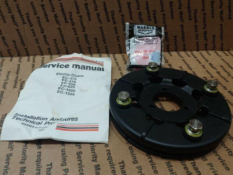 Warner Electric Armature & Carrier Assembly 5281-101-003