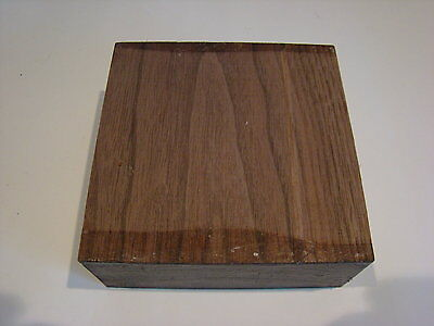 10 Nussbaum (Nussbaum amerik. 10x10x5cm Holz, drechseln, Drechselholz, Klotz, 1m=37,-€)
