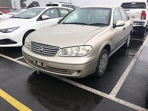 2004 Nissan Pulsar Auto Urgent Sale in Cairns