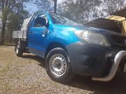 2011 Toyota single cab 2x4 workmate Mount Cotton Redland Area Preview