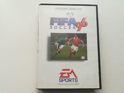 Jeu vidéo Sega Megadrive 1- FIFA 96- football, soccer, EA sports, ancien,console, used for sale  Shipping to Nigeria