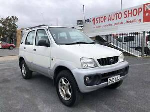 2001 Daihatsu Terios SX Automatic, 208k kms, good condition, runs well Melrose Park Mitcham Area Preview