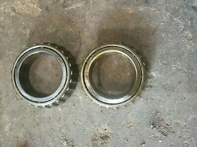 Massey Harris 44 Tractor Mh Rear Drive Axle Outer Axle Bearing 44 Diesel Parts