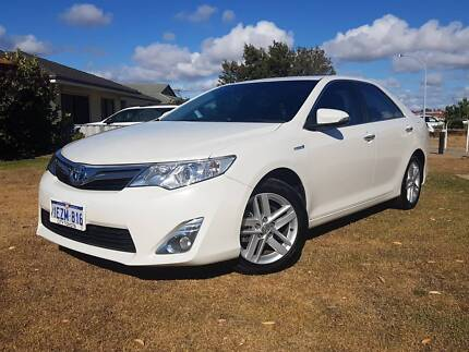 2014 Toyota Camry Hybrid Luxury Clarkson Wanneroo Area Preview