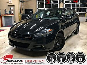 2014 Dodge Dart SXT RALLYE*BLUETOOTH*8 ROUES+8 PNEUS