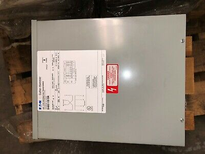 Eaton S48g11s15n Dry Type Distribution Transformers