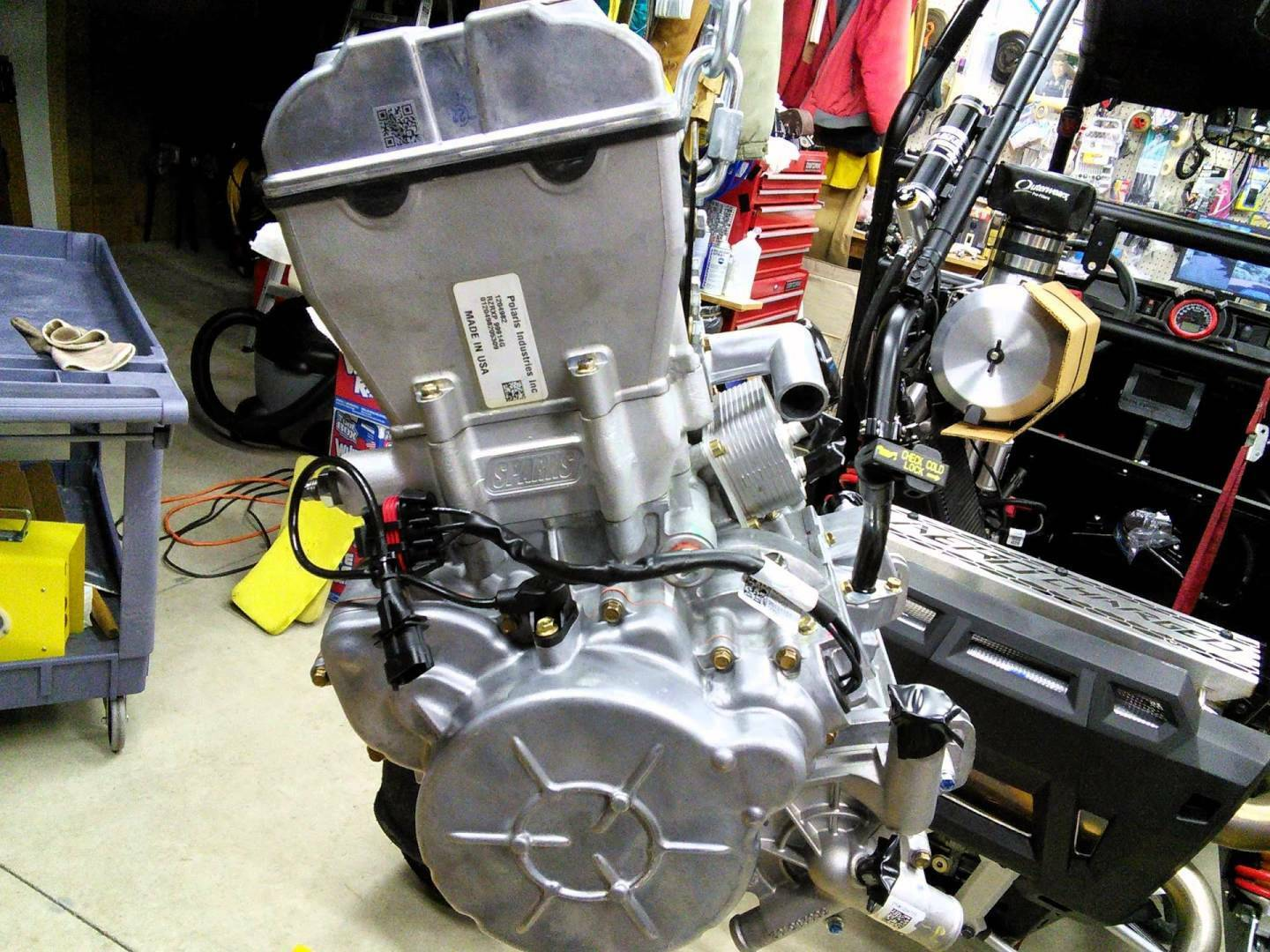 POLARIS RZR 1000 XP RANGER 1000 COMPLETE ENGINE MOTOR REBUILD PARTS LABOR 1000XP