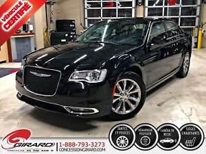 2018 Chrysler 300 TOURING-L*AWD*V6*CUIR*CAMÉRA*DÉMARREUR*CARPLAY