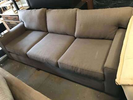 Fabric PU Leater Cheap 2/3 Seater Sofa Bed From $130