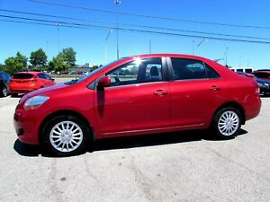 2007 Toyota Yaris 1.5L SEDAN AUTOMATIC CERTIFIED 2YR WARRANTY