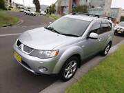 2007 Mitsubishi Outlander VR-X Well maintained Super reliable Wollongong Wollongong Area Preview