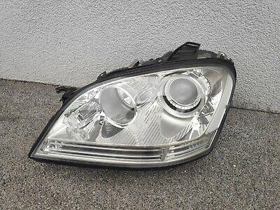 Original Mercedes W164 ML Bi Xenon Scheinwerfer Kurvenlicht A1648205361 VL