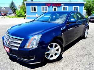 2008 Cadillac CTS4 3.6L SFI AWD/LEATHER/ROOF/CERTIFIED